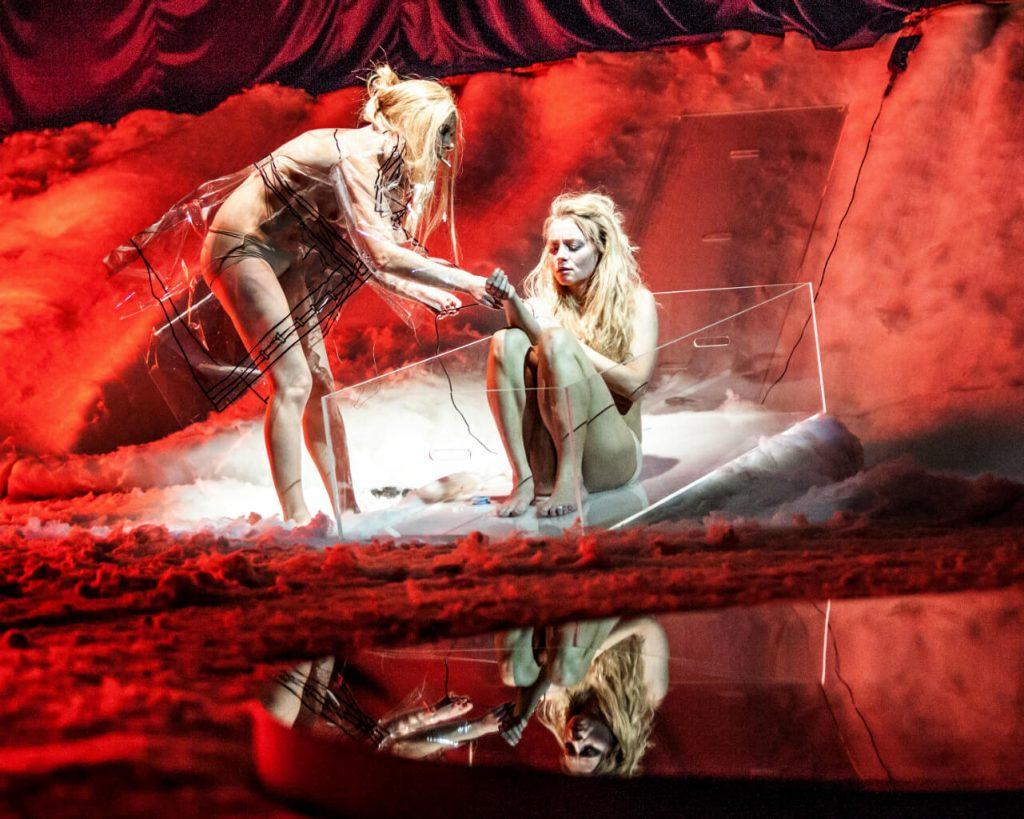 Grimm Czarny Snieg Teatr Polski We Wroclawiu